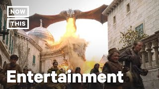 'Game of Thrones' Fans Petition HBO to Fix Season 8 | NowThis