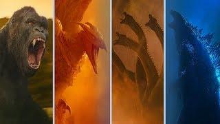 Top 10 Monsterverse Roars