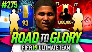 FIFA 19 ROAD TO GLORY #275 - INSANE RED TOTS IN MY REWARDS!!