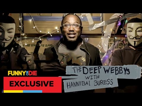 The Deep Webbys with Hannibal Buress