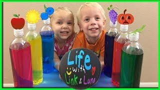 Best Learning Colors for Kids children toddlers! Link and Luna Learn About Colors! Where Is Llama?