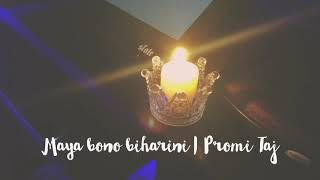 Maya bono Biharini Ami Noi   Singer:  Promi Taj   Studio Live Covered  Original : Shreya Ghoshal