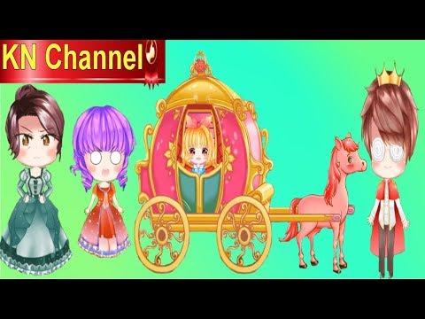 Trò chơi KN Channel CÔ BÉ LỌ LEM | TRUYỆN CỔ TÍCH THIẾU NHI | STORY FOR KIDS | GAME VIDEO