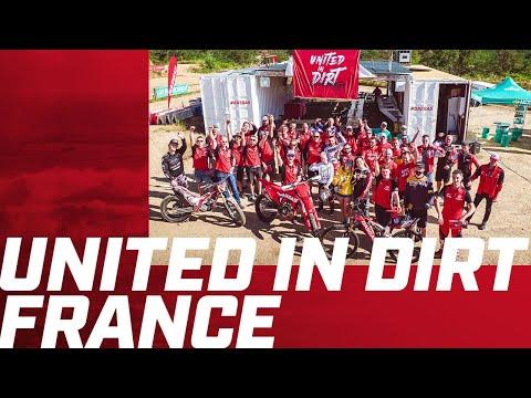 United In Dirt – GASGAS Tour France