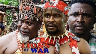 Lions Of War Season 1 - 2019 Movie| Zubby Micheal|2019 Latest Nigerian Nollywood Movie