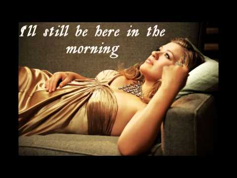 Standing In Front of You- Kelly Clarkson (with lyrics)