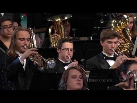 2016 Christmas Concert- Wind Ensemble