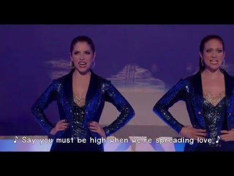 Pitch Perfect 2 - Kennedy Center Performance (Lyrics) 1080pHD