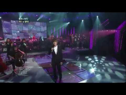 [HIT]불후의명곡2(Immortal Songs 2)-규현(Cho Kyu Hyun, Super Juinor) 기억의 습작20110903 KBS