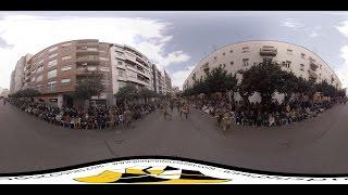 Comparsa Las Monjas Carnaval de Badajoz 2016 Vídeo 360 (Rec Army producciones)