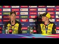 ICC Womens World Cup T20 Final: Alyssa Healy and Meg Lanning speak after winning the World Cup