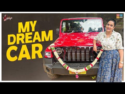 Bigg Boss fame Himaja shares about her favourite Mahindra Thar