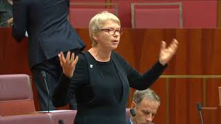 Janet on Fraser Anning's racist first speech