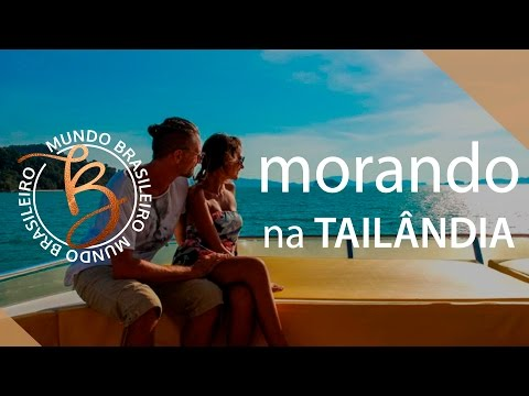 Morando na Tailândia | feat. Love and Road | Ep. 2 #MundoBrasileiro
