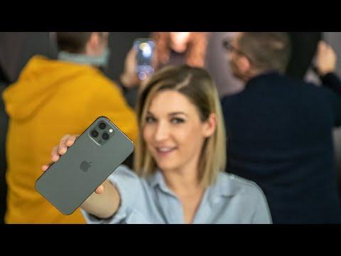 iPhone 12 Pro Max: RITRATTI DA URLO su u …