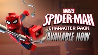Spider-Man swings into LEGO Marvel's Avengers