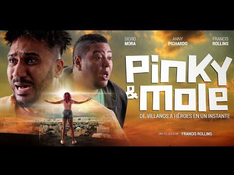 Pinky y Mole - Película Dominicana - COMPLETA ORIGINAL.