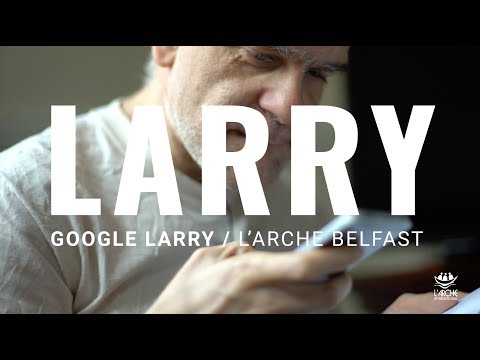 #AsIAm – Google Larry  (Episode 5, Belfast)