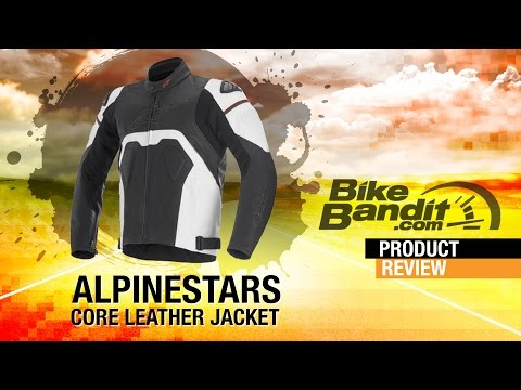 Alpinestars Core Motorcycle Jacket review | BikeBandit.com