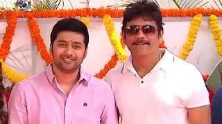 Manmadhudu 2 Movie Opening Video