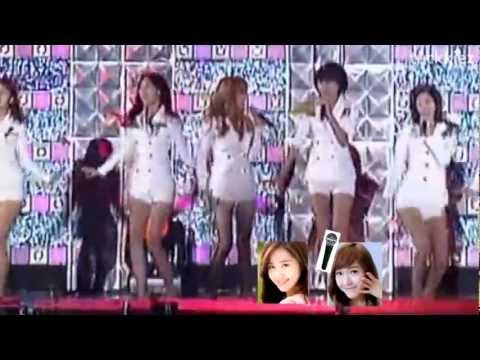 SNSD: Performances Fun Facts Part 2