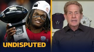 I would be Super Bowl ecstatic if Cowboys can draft CeeDee Lamb —Skip Bayless | NFL | UNDISPUTED