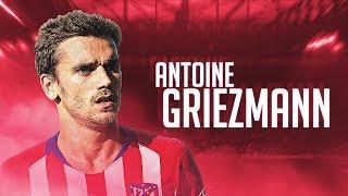 Antoine Griezmann - Goal Show 2018/19 - Best Goals for Atletico Madrid