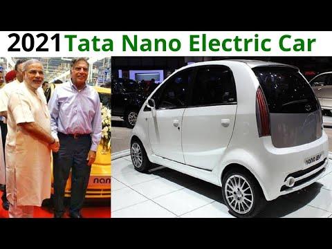 Tata Nano Electric Car Launching in India 2021 - Jayem Neo