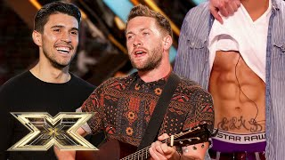 DREAMBOAT Auditions that will make you blush! | The X Factor UK