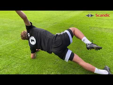 Scandic Hotels x RBK: Muskulær treningsøkt