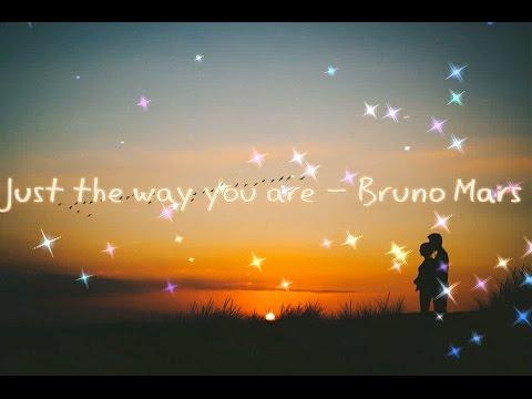 Just the way you are - Bruno Mars acoustic (subtitulada en español & letra)