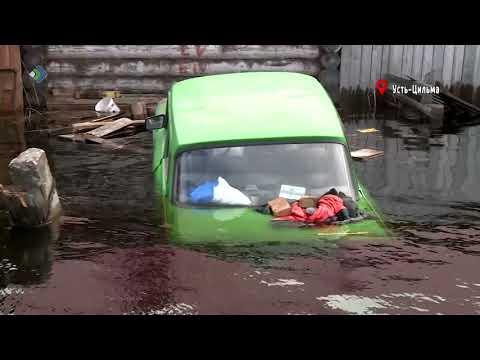 Ежегодно в большинстве муниципалитетов паводковые воды размывают берега и близлежащие  территории