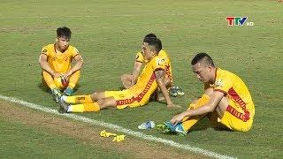 Thanh Hoá rơi xuống áp chót bảng xếp hạng sau 2 siêu phẩm sút xa của Sài Gòn FC