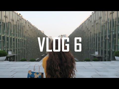 Vlog 6 - Coex Mall, Itaewon et Ehwa University