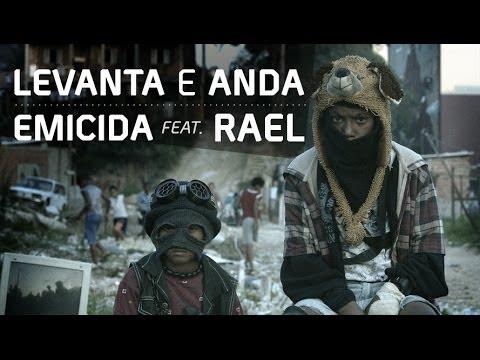 Baixar Emicida - Levanta e Anda FIFA 15 Soundtrack (clipe oficial) part. Rael