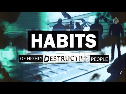 Habits of Highly Destructive People: Coercive Control