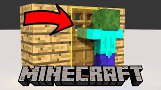"""Những Điều Bạn Cần Biết Về Cái """"Cửa"""" Trong Minecraft !! (DOOR)"""