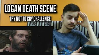 Try Not To Cry CHALLENGE (Logan Death Scene)