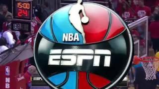 Golden State Warriors vs Houston Rockets. Game #4. PlayOffs NBA 2016