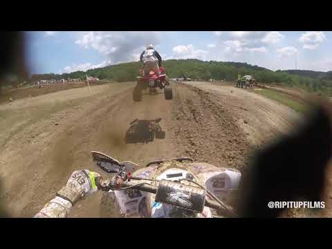 Nick Gennusa - Pleasure Valley Raceway - Full Moto 1 - 2020