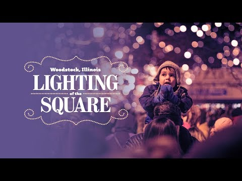 Woodstock's signature holiday event, Lighting of the Square, returns the day after Thanksgiving on Friday, November 24 from 5-9 PM on the historic Woodstock Square. An annual tradition in Woodstock, thousands of people come together for this one night event to kick off the holiday season and to experience the magic and charm of the Square. At 7:00 PM, a giant switch will be flipped as tens of thousands of twinkling lights illuminate the Woodstock sky.