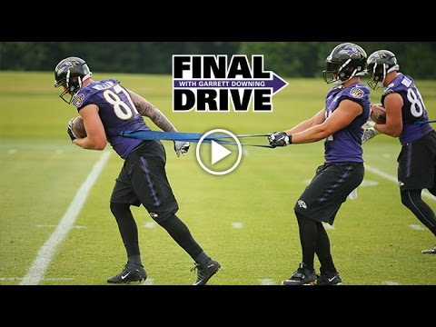 How Do Ravens Use Four Tight Ends? | Final Drive | Baltimore Ravens