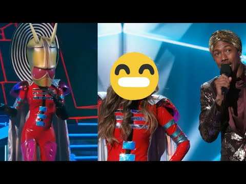 The Masked Singer  - The Alien Performances and Reveal