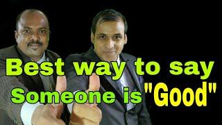 "Spoken English Expression Video for ""Good Person"" || Spoken English Courses near me in Bhubaneswar"