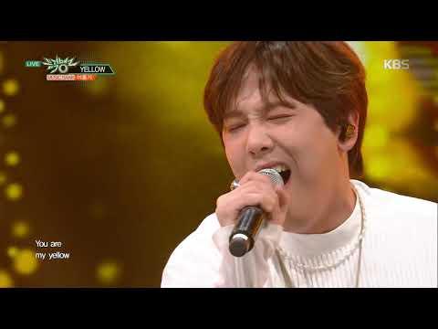 뮤직뱅크 Music Bank - 옐로우(YELLOW) - 이홍기(LeeHongGi).20181019
