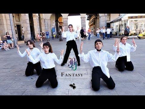 [AKC] [KPOP DANCE COVER IN PUBLIC CHALLENGE SPAIN] JBJ (제이비제이) - Fantasy (판타지)