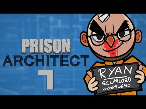 Prison Architect - Northernlion Plays - Episode 7 [Incident]