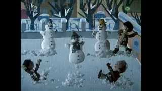 Snehuliacke rozprávky – Zákaz stavania snehuliakov