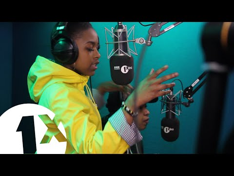 Nadia Rose Freestyle For DJ Semtex