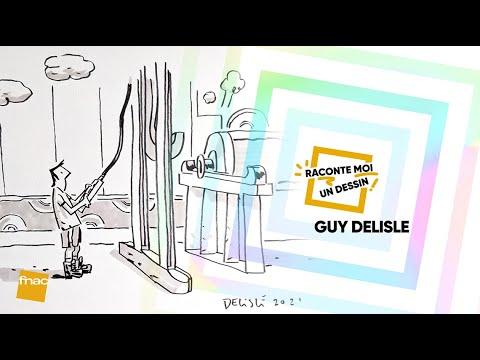 Vidéo de Guy Delisle